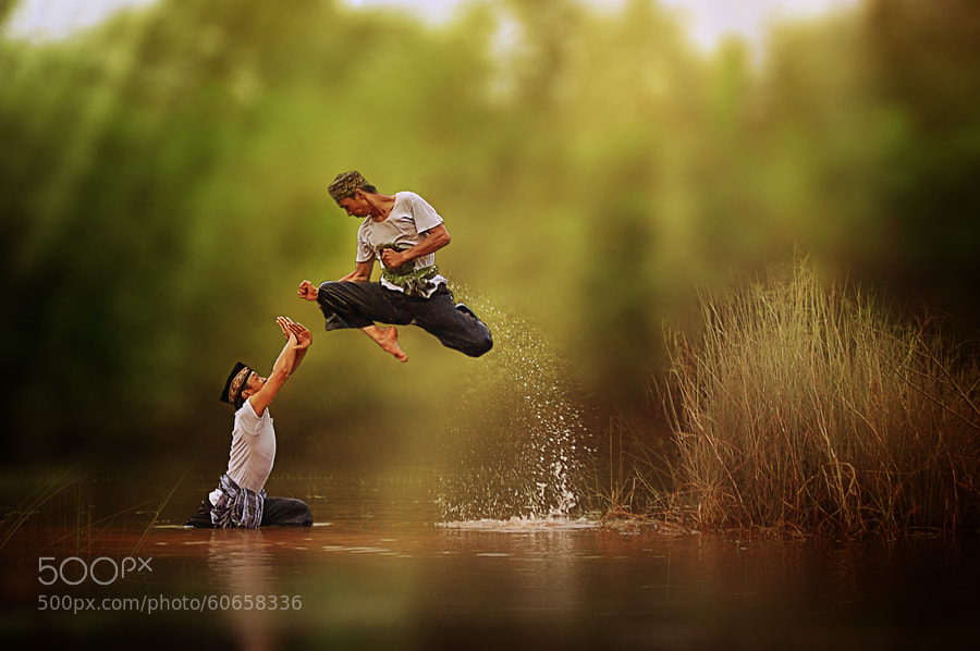 Photograph Silat by agus rahiem on 500px