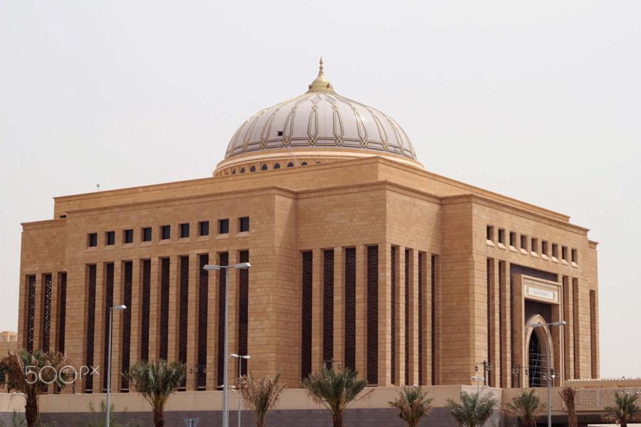 مكتبة جامعة الاميرة نورة by Dan وجدان فهد / 500px