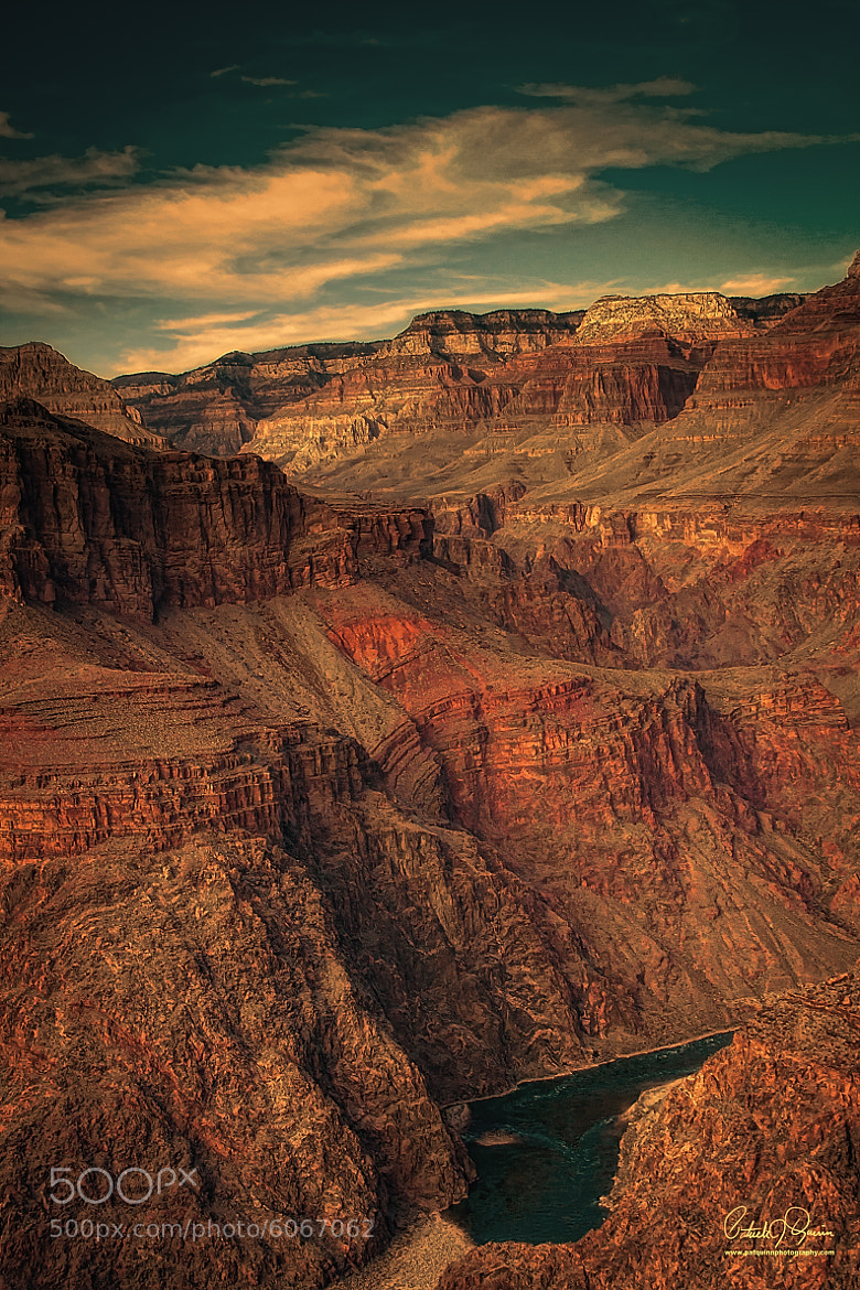 Photograph The Mighty Colorado by Pat Quinn on 500px