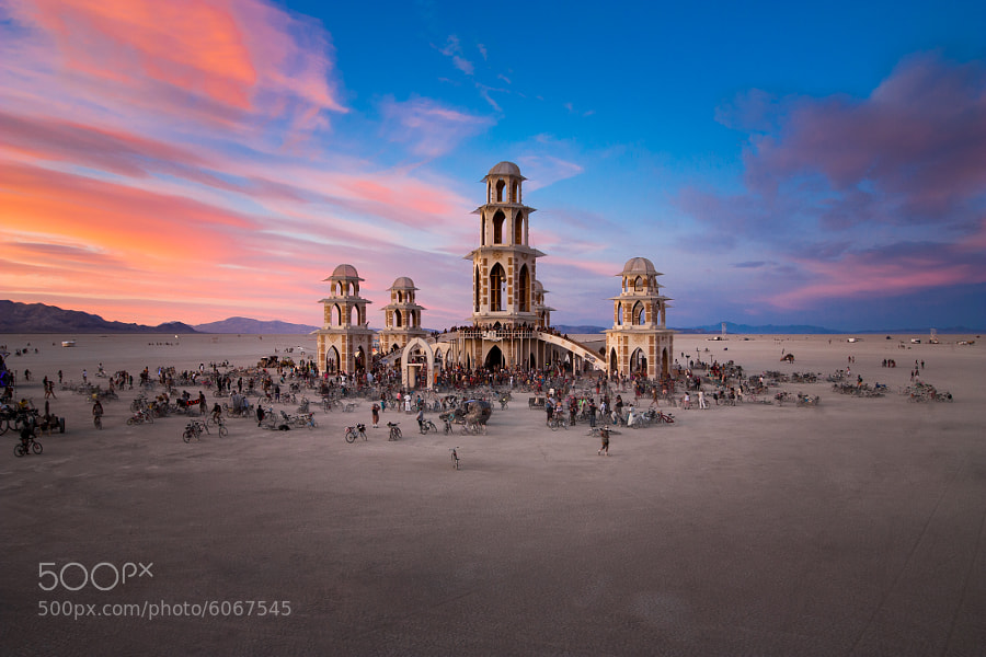 Photograph Temple by Ian Brewer on 500px