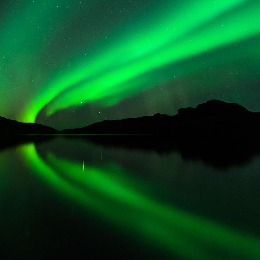 Aurora Symmetry