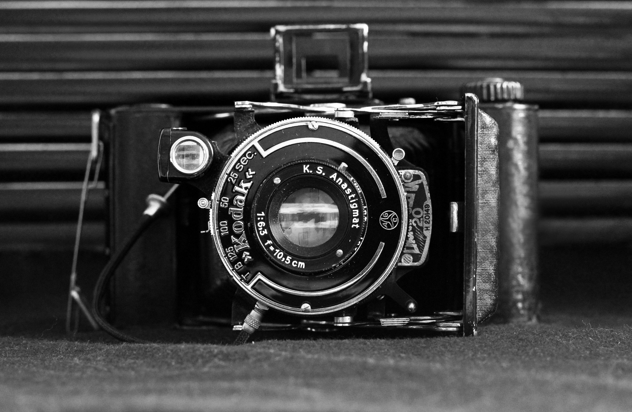 Photograph My Old 120mm Film Camera by K@mané . on 500px