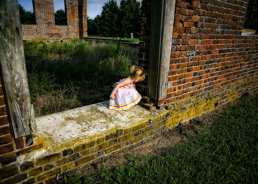 Photograph ruins by Donna Good on 500px