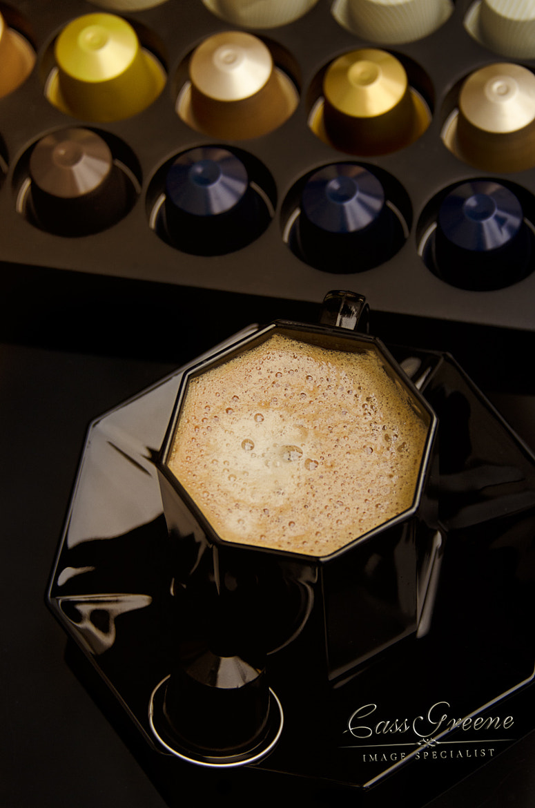 Photograph Love Nespresso by Cass Peterson Greene on 500px