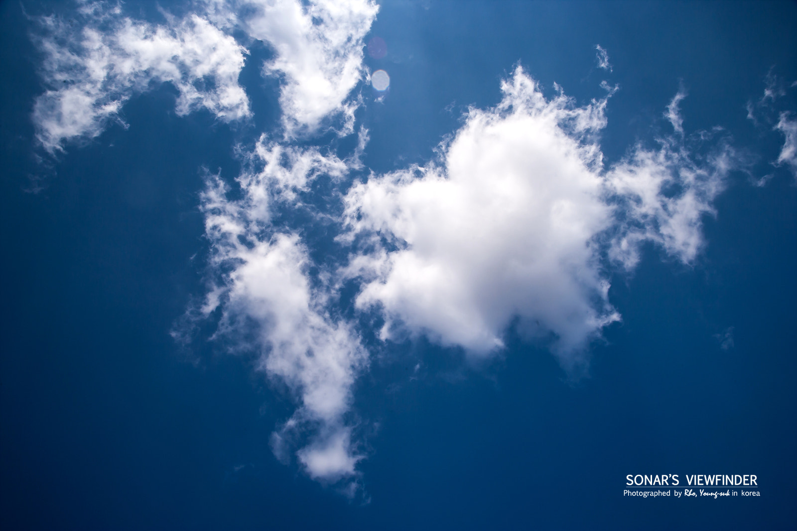 Photograph The Cloud by Youngsuk Rho on 500px