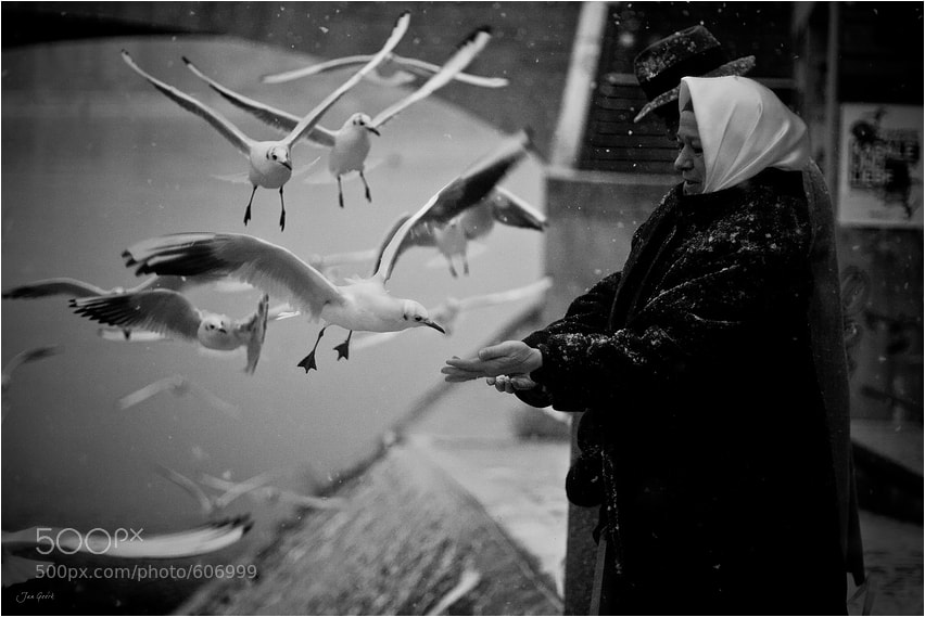 Photograph It is more blessed to give than to receive by Jan Geerk on 500px