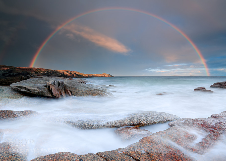 Photograph Rainbow by Marius Kaste?kas on 500px