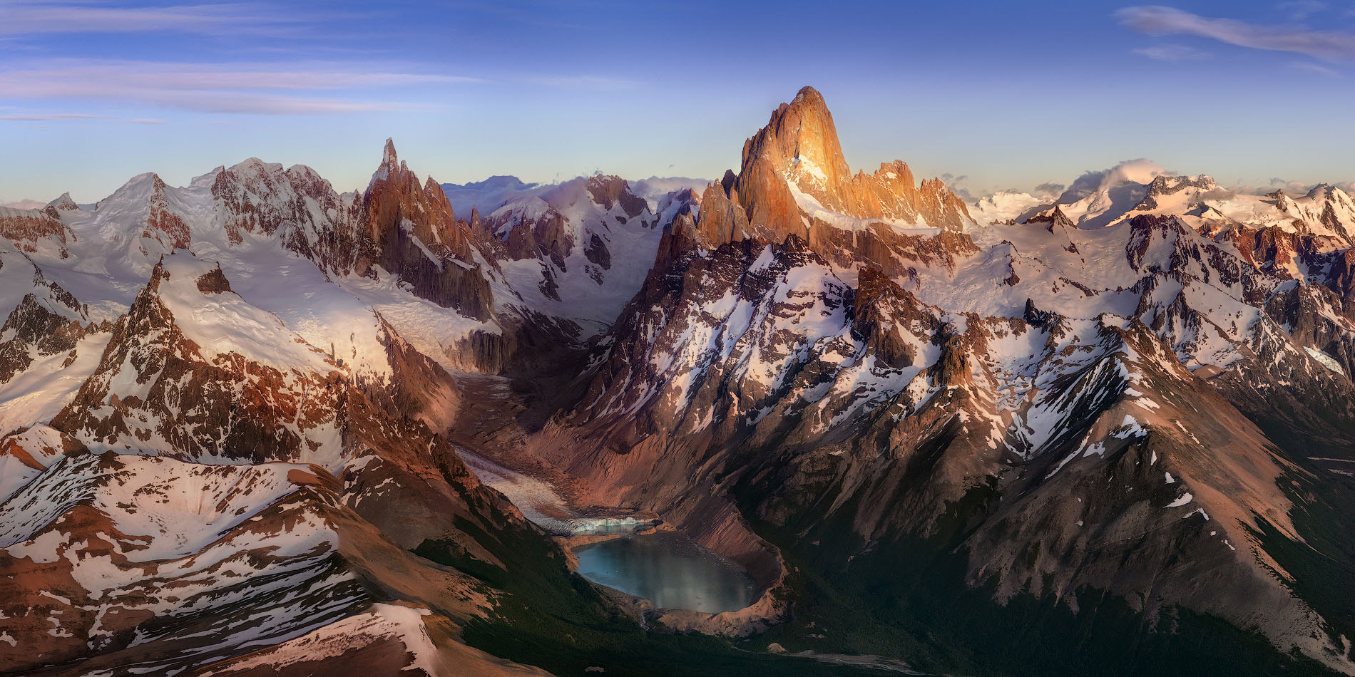 Photograph Unseen Cordilleras by Mike Reyfman on 500px