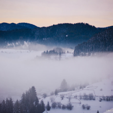 The Rhodope mountains!