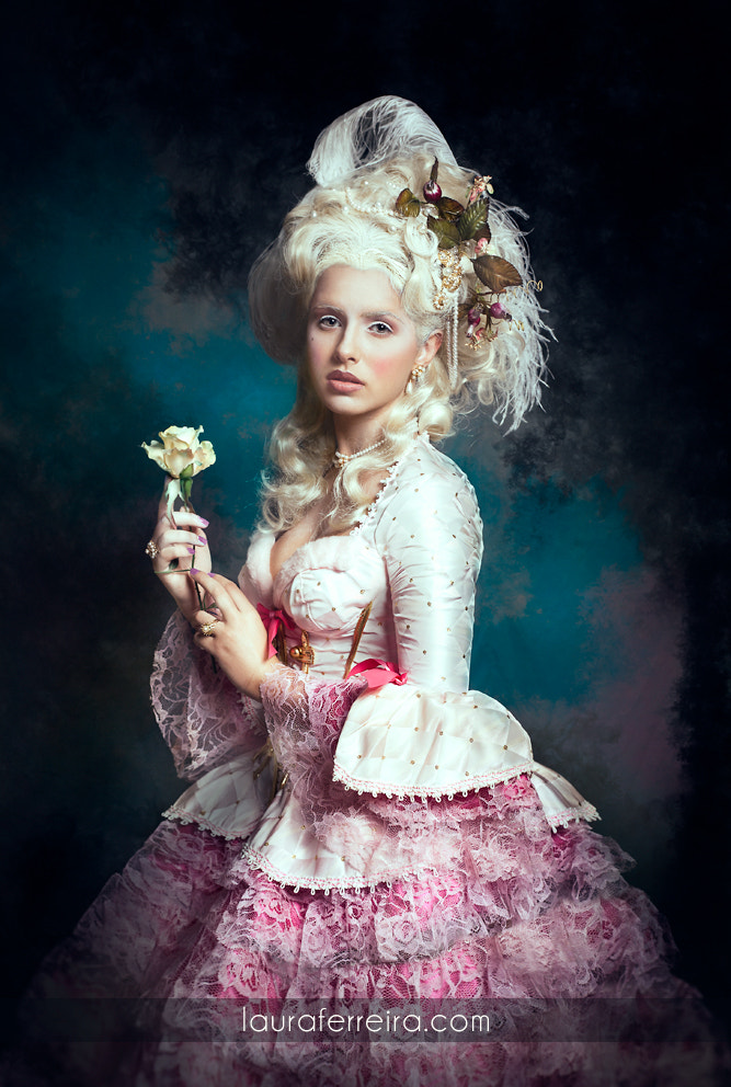 Photograph Marie Antoinette by Laura Ferreira on 500px