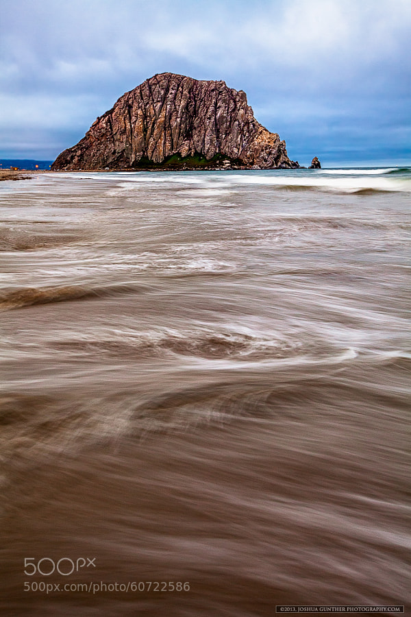Morro Bay Rock - California by Joshua Gunther on 500px.com