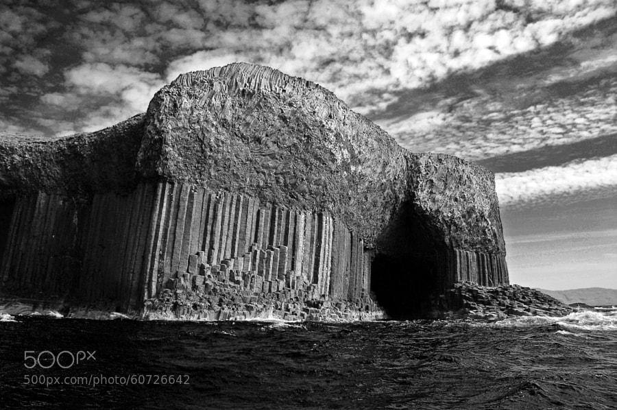 Photograph Fingal's Cave by Matthias Keysermann on 500px