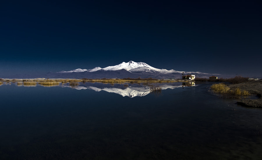 Photograph Erciyes by Murat Atçi on 500px