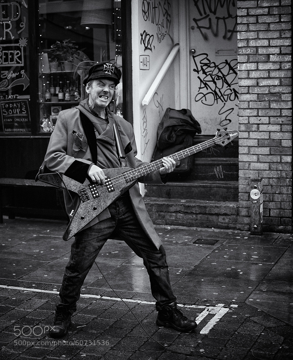 Photograph Punk In Brick Lane by Graham Smith on 500px