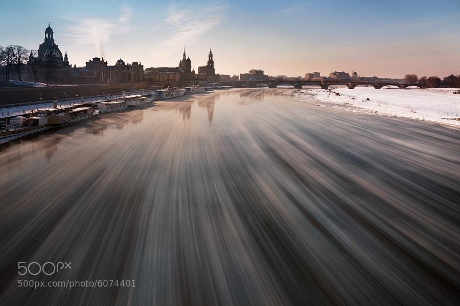 Photograph Ice in Dresden III by Daniel Řeřicha on 500px