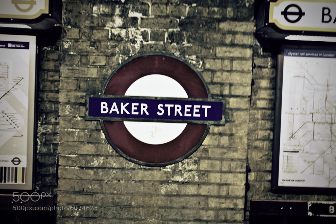 Photograph Baker Street Train Station by Paul Lee on 500px