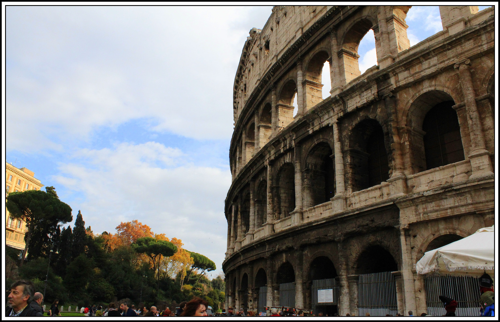 Photograph Colosseum, Rome by HARINI RAJAGOPAL on 500px