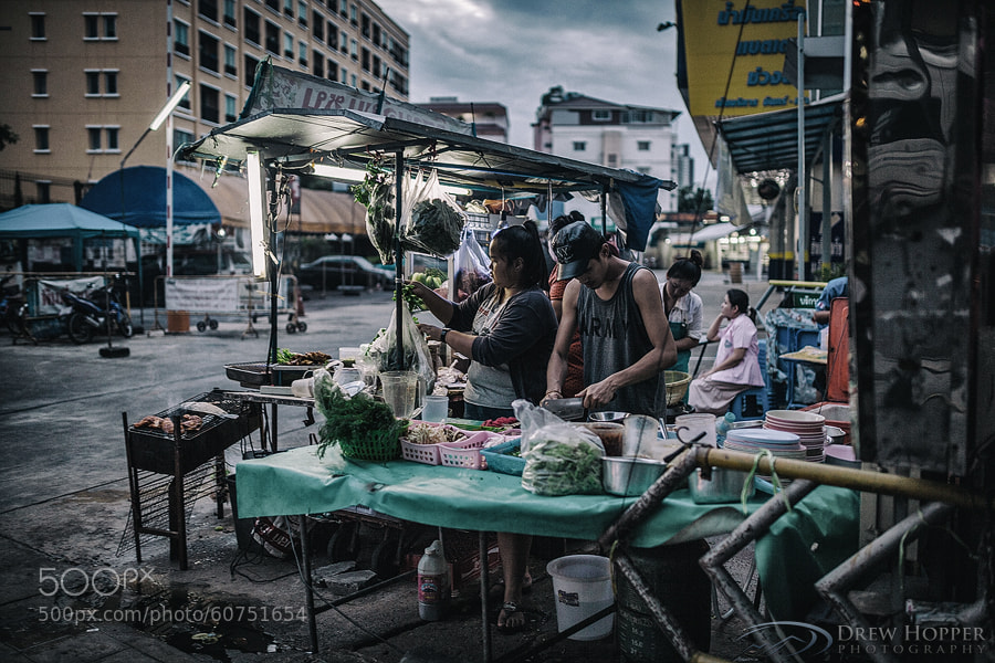 Photograph Street Kitchen by Drew Hopper on 500px
