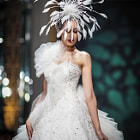 Постер, плакат: Wedding Dress | Sebastian Sposa 2014 by Sebastian Gunawan