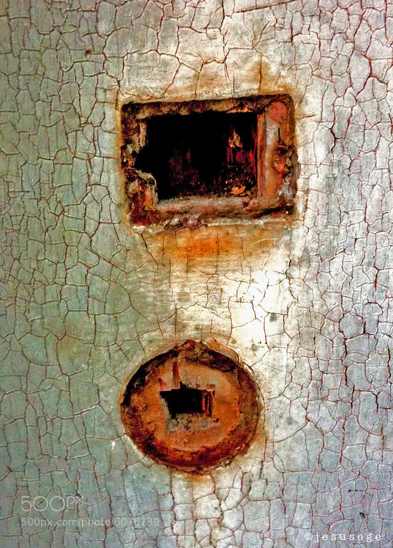 Photograph Door lock by Jesus Egea on 500px