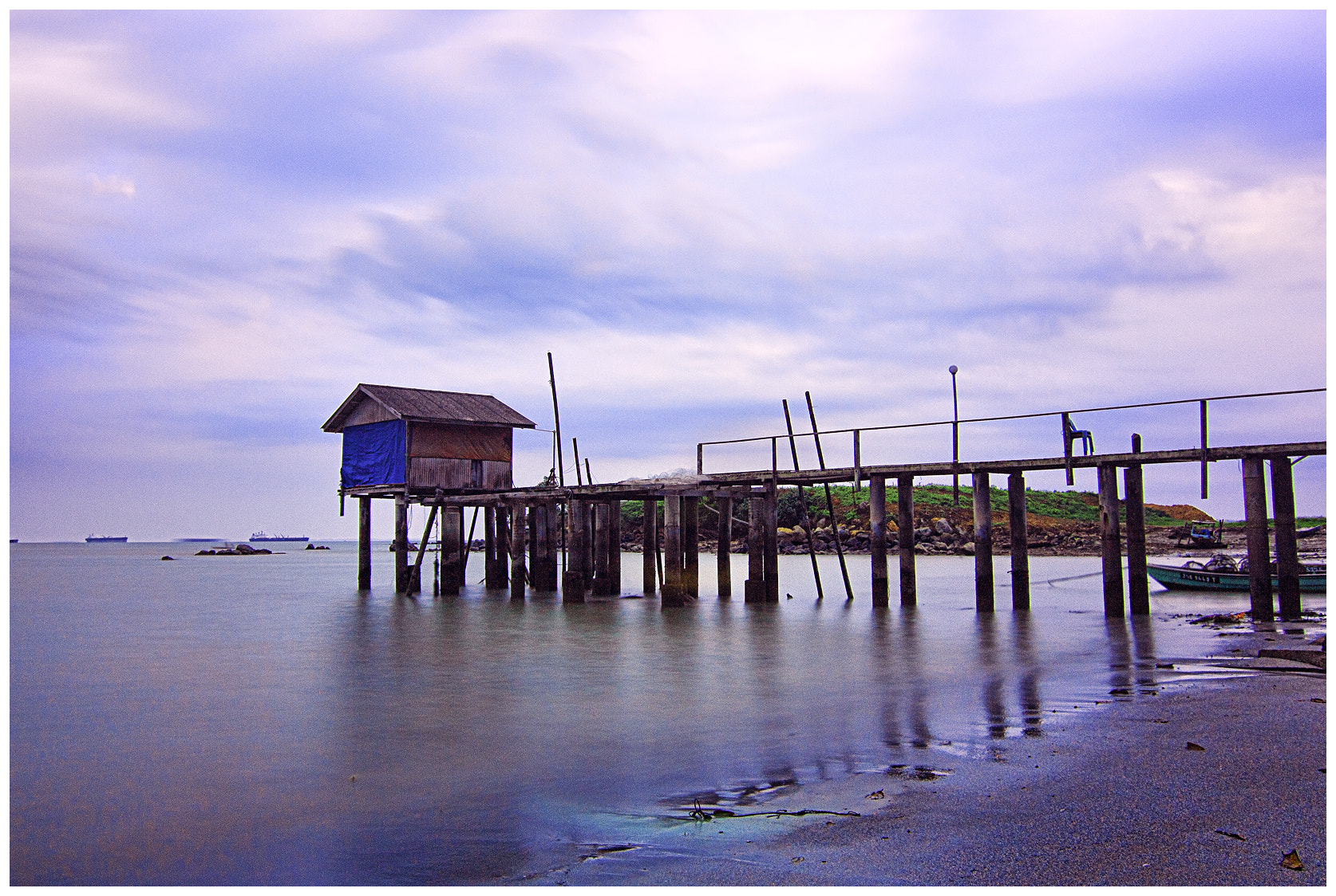Photograph The Sky and Sea of peace.. by Christine Loo Loo on 500px