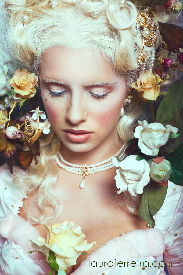 Photograph Marie Antoinette II by Laura Ferreira on 500px