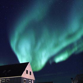 Northen lights II by Ludvig Petersen (LudvigPetersen) on 500px.com