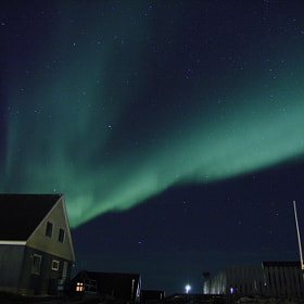 Northen lights by Ludvig Petersen (LudvigPetersen) on 500px.com