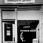 hit hard by the economic crisis, the barber of Seville closed shop and immigrated to Canada.....then, just after a few weeks working at Benny's, something terrible happened.......