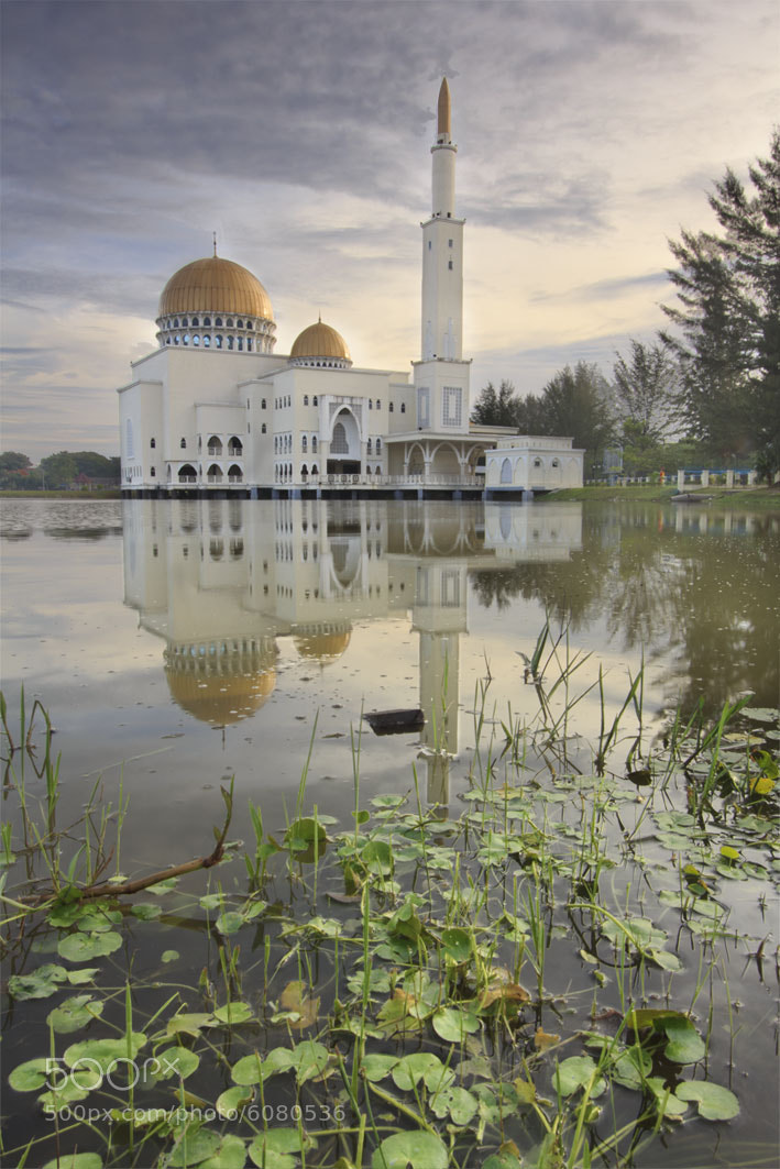 Photograph Al Salam Mosque  by SIAH TIONG MENG on 500px