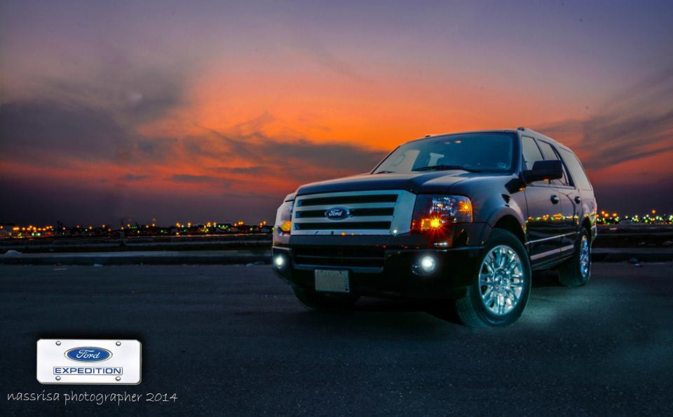Photograph ford expedition limited by Saeed Nassri on 500px