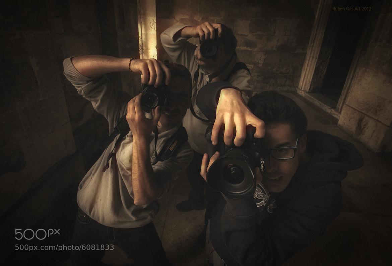 Photograph Pix Hunters by Ruben Art on 500px