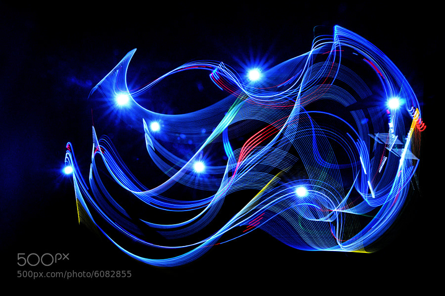 Photograph Light Sculpture XXXIV by Firdaus Herrow on 500px