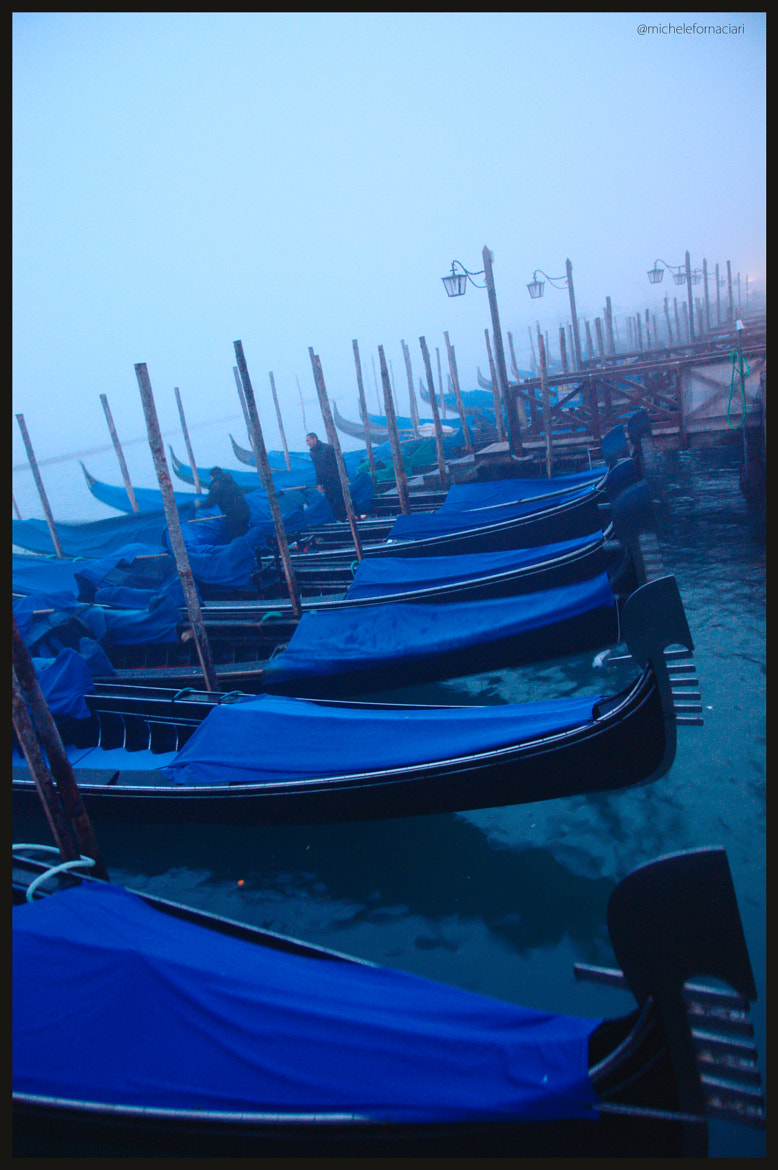 Photograph Venice's Fog by Michele Fornaciari on 500px