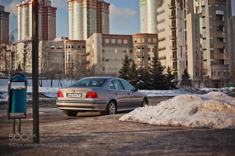 Photograph BMW 523i by Alex G on 500px
