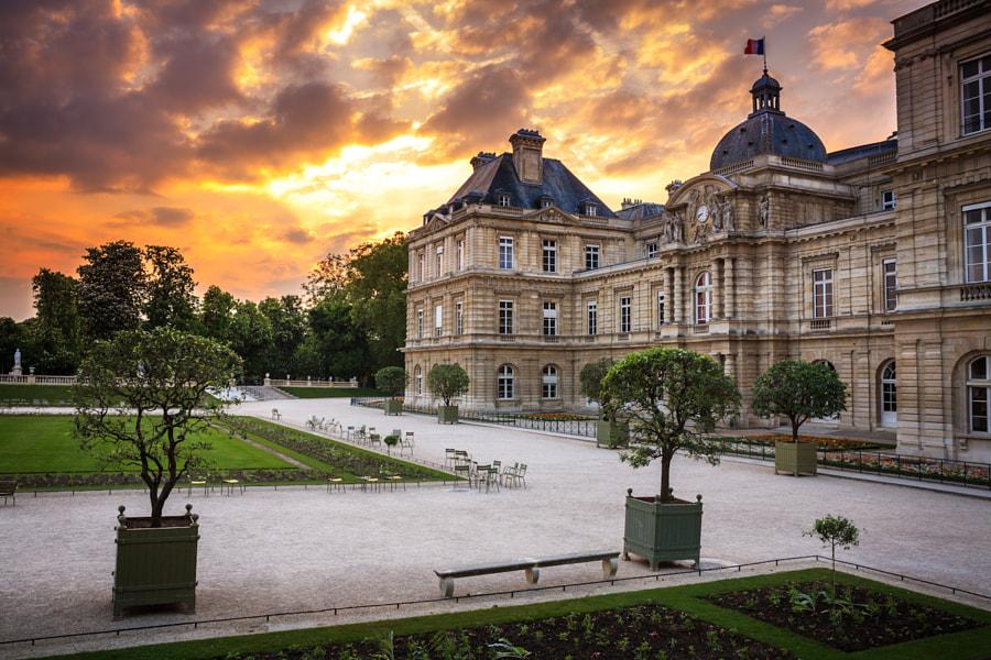 The Senat in Paris
