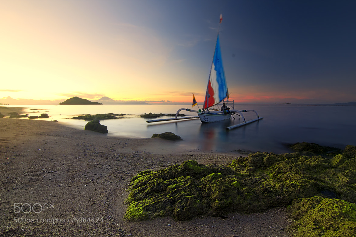 Photograph Sekotong's Boat by Eep Ependi on 500px