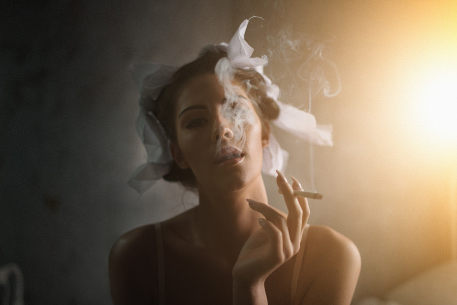 Vintage Smoke by The Photo Fiend on 500px.com