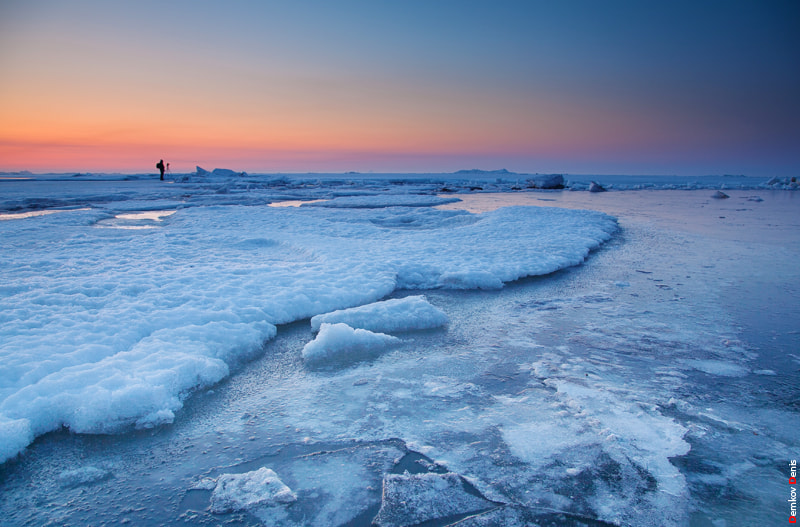 Photograph On the ice by Denis Demkov on 500px
