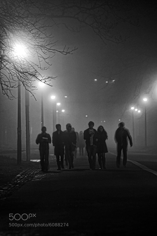 Photograph Zombie Town by Zain Kapasi on 500px