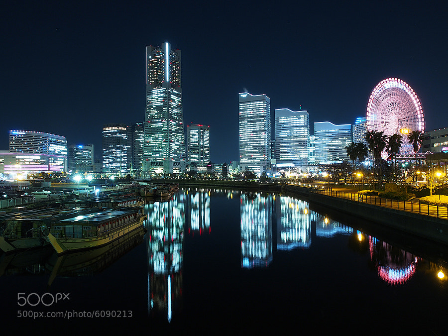 Photograph Yokohama by Frank Huang on 500px