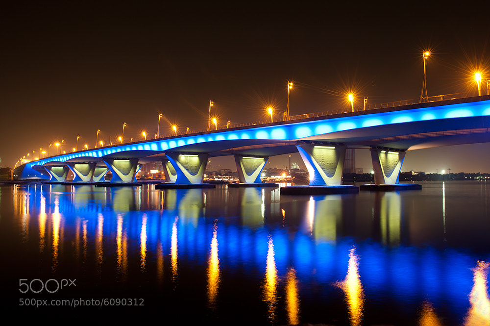 Photograph colors of bridge by Murat Mutlu on 500px