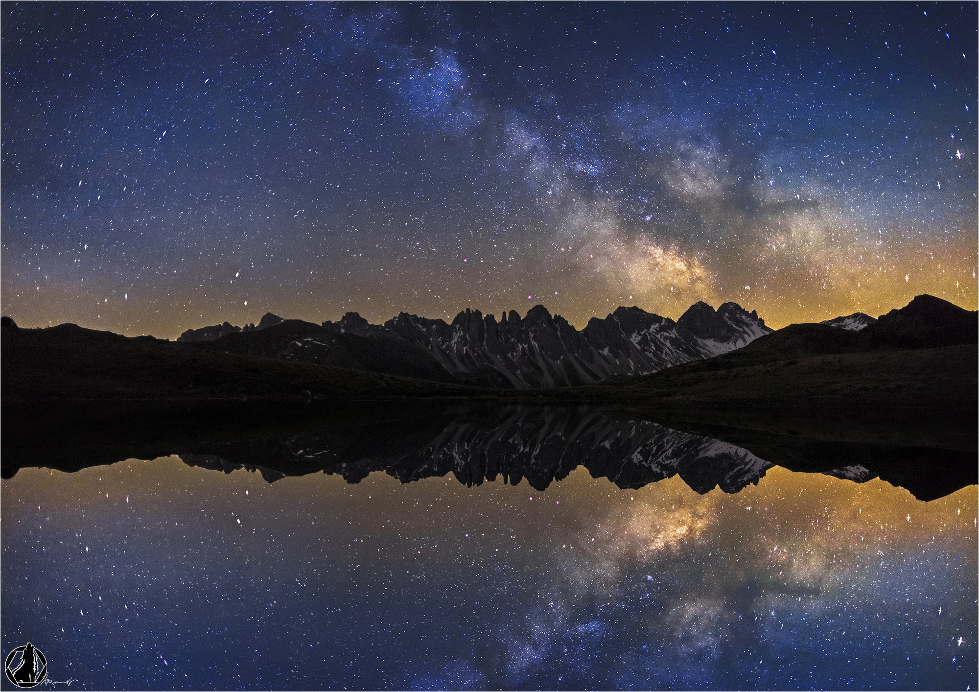Photograph Lake Milky Way by Nicholas Roemmelt on 500px