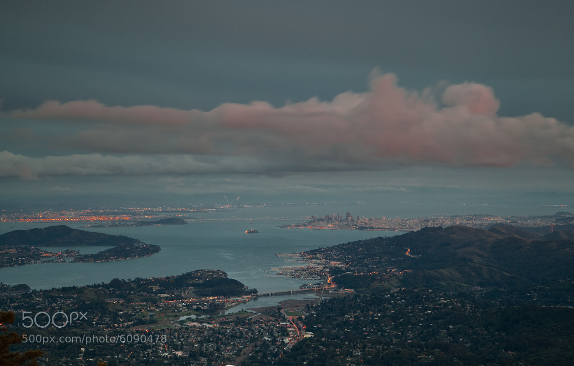 Photograph Painting Of San Francisco by David Bouchat on 500px