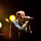 ������, ������: Chester Bennington Linkin Park Concert Singapore