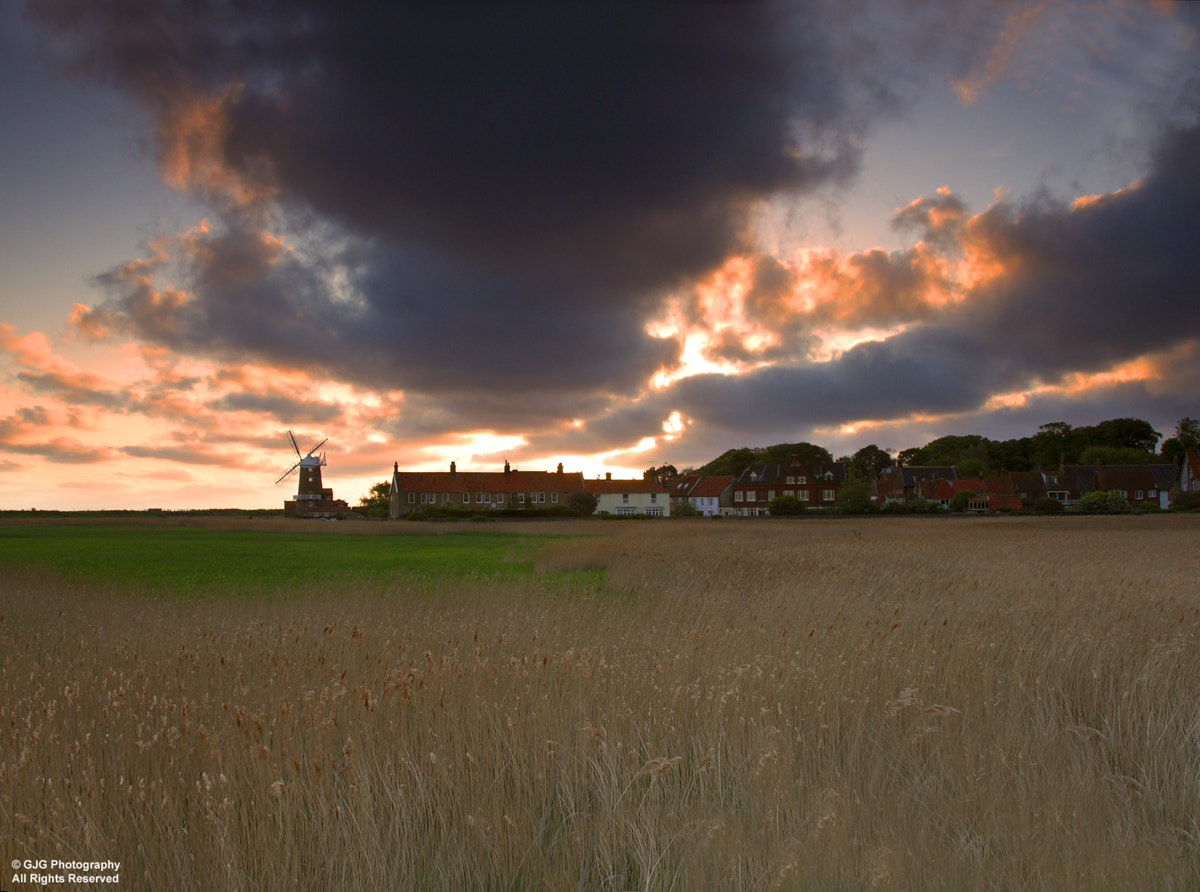 Photograph Cley at Dawn by Graham Goddard on 500px