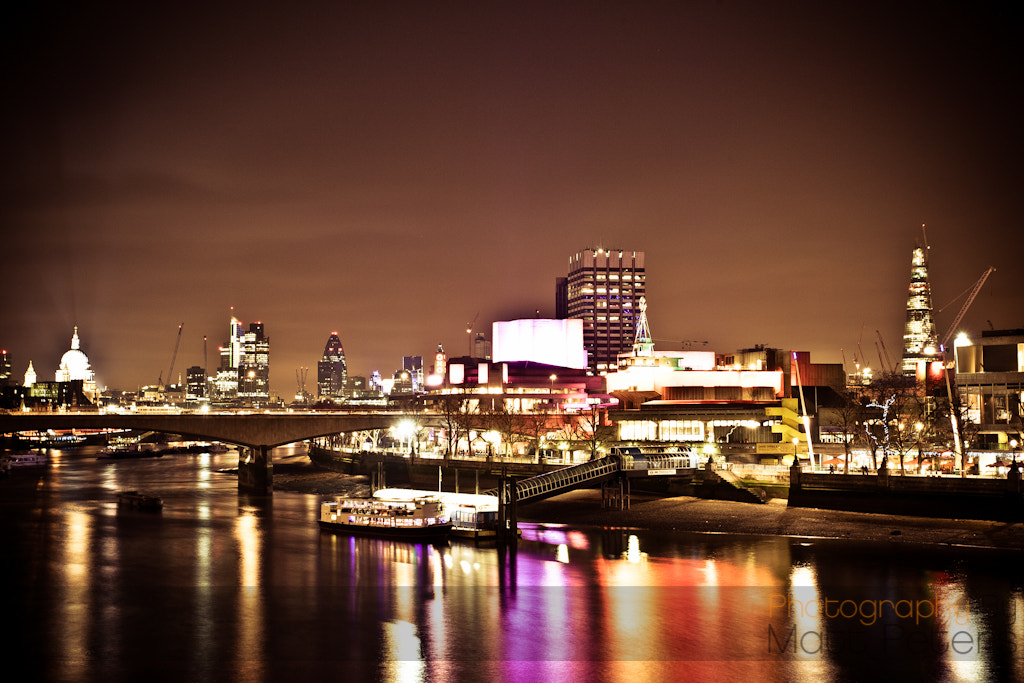 Photograph London By Night by Matt Peters on 500px