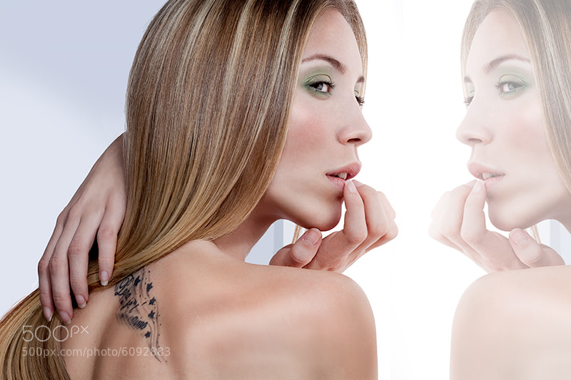 Photograph Beauty Reflection by Ivan Outerbridge on 500px