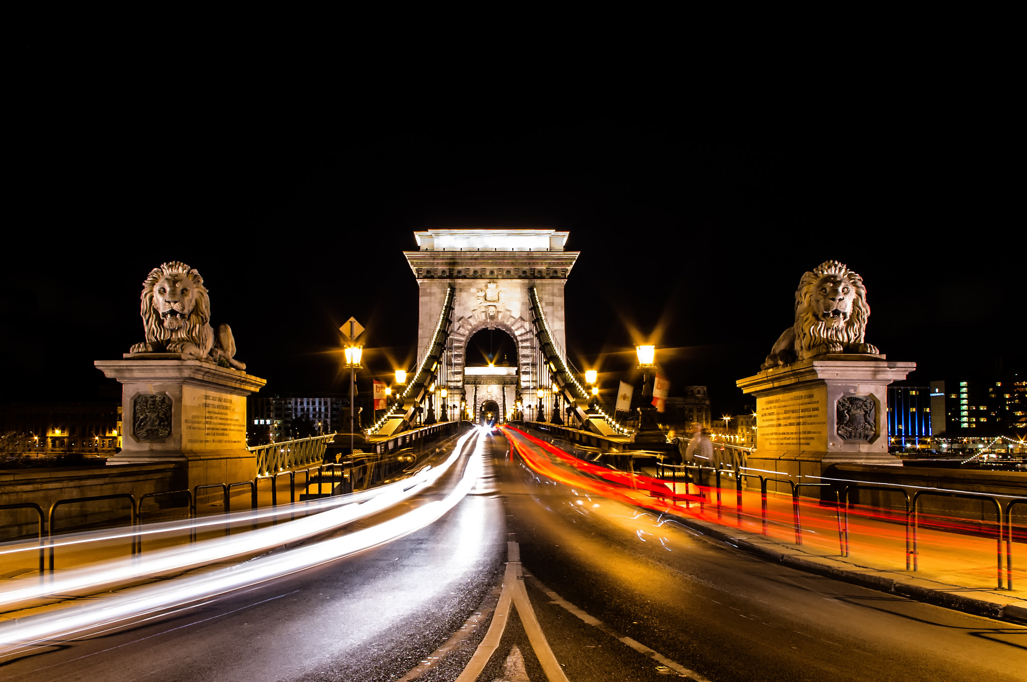Photograph Chain Bridge by Jason Drury on 500px