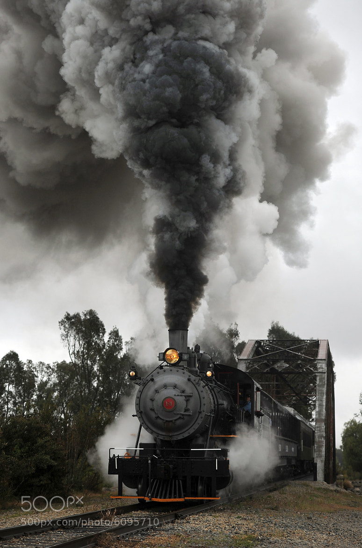 Photograph Steam Engine #14 by Rob Varela on 500px